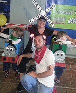 Thomas and Friends Family Costume