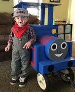 Thomas the Train Baby Boy's Costume