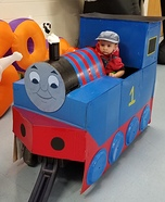 Infant Thomas The Train Costume
