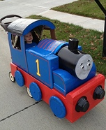 Thomas the Train & Driver Costume