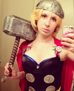 Thor Female Costume
