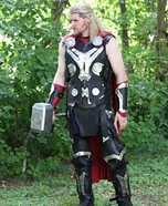 Thor Age of Ultron Homemade Costume