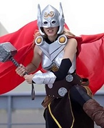Goddess of Thunder Thor Costume