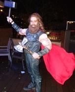 Thor Odinson Homemade Costume