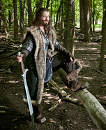 Thorin Oakenshield Homemade Costume