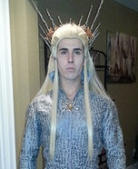 Thranduil, King of Mirkwood Homemade Costume