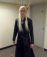Thranduil the Elvenking Homemade Costume