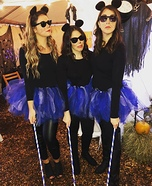Three Blind Mice Homemade Costume
