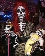 Three Dead Redheads Homemade Costume