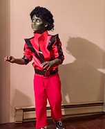 Thriller Zombie Homemade Costume