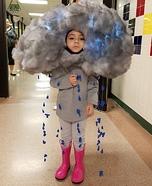 DIY Thunderstorm Costume for Kids