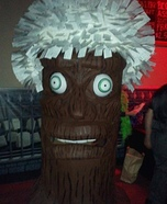 Ticket Oak Homemade Costume