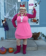 Tiffi from Candy Crush Homemade Costume