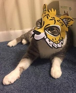 Tiger Cat Costume