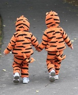Tiger Baby Costumes