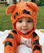 Tigger Baby Costume