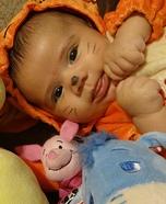 Tiggerific Baby Homemade Costume