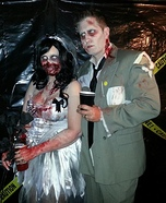 'Til Death Do Us Part Costume