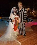 Tim Burton Theme Homemade Costume