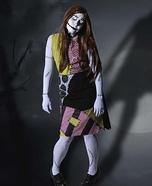 Tim Burton's Sally Homemade Costume
