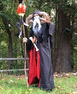 Tim the Enchanter Homemade Costume