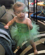 Tinker Bell Baby Tutu Costume