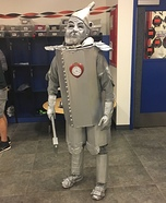 Tinman Homemade Costume