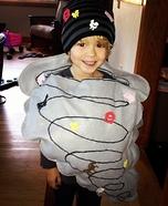 Tiny Tornado Costume