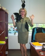 Creative DIY Costume Ideas for Women - Tippi Hedren in The Birds