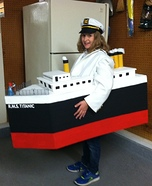 DIY Titanic Costume