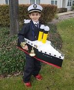 DIY Titanic Costume