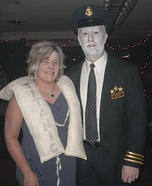 Titanic Couple Homemade Costume