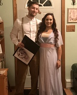 Titanic's Jack & Rose Homemade Costume
