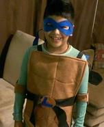 TMNT Leonardo Homemade Costume