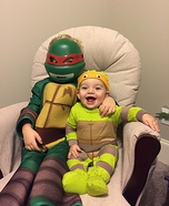TMNT Raph & Mikey Costumes