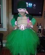 TMNT Turtle Homemade Costume