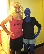 Tobias and Lindsay Funke Costume