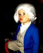 Toddler George Washington