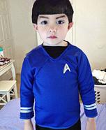 Toddler Spock Costume