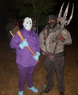 Tom Savini Jason Homemade Costume
