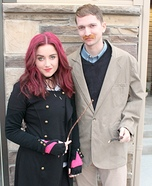Tonks & Lupin Homemade Costume