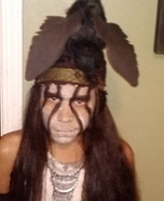 Tonto Homemade Costume