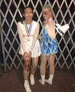Tonya and Nancy Homemade Costume