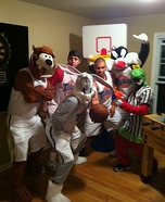 Toon Squad vs. the MonStars Homemade Costume