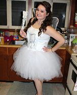 DIY Tooth Fairy Costume
