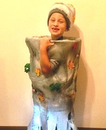 Tornado Homemade Costume