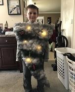 Tornado Homemade Costume