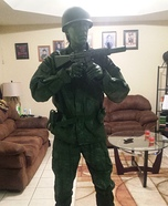 Toy Soldier Costume for Men