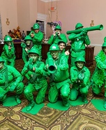 Toy Soldiers Group Halloween Costume Idea