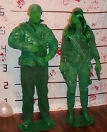 Toy Soldiers Halloween Costume